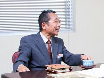 代表取締役社長 石黒 衆 | 株式会社イシグロ