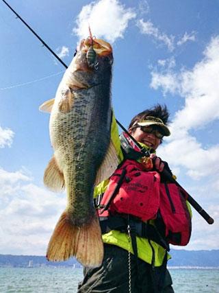 仕事も釣りも本気です!