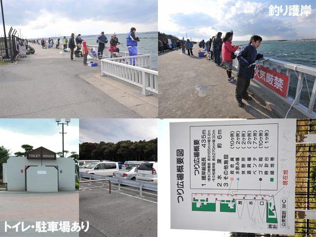 碧南海釣り広場メイン画像