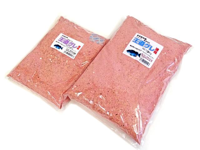 堤防・テトラ帯・半島周り・離島までこれ1袋で対応できる、単品OKの配合餌「王道グレ」