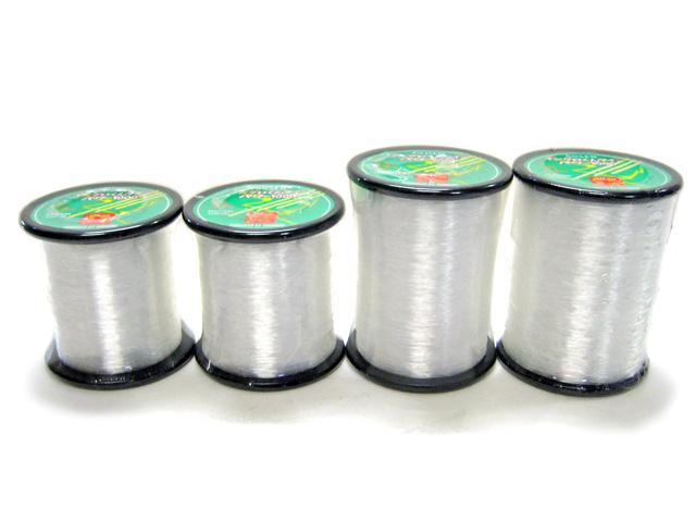 糸の太さが1.5号~10号までと豊富なラインナップも魅力です。