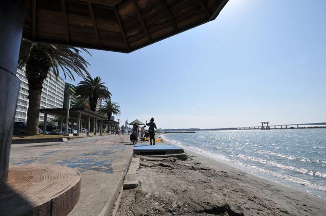 表浜名湖 弁天島海浜公園メイン画像