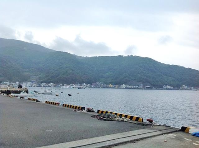 戸田港 ( へだこう ) 【西伊豆】メイン画像