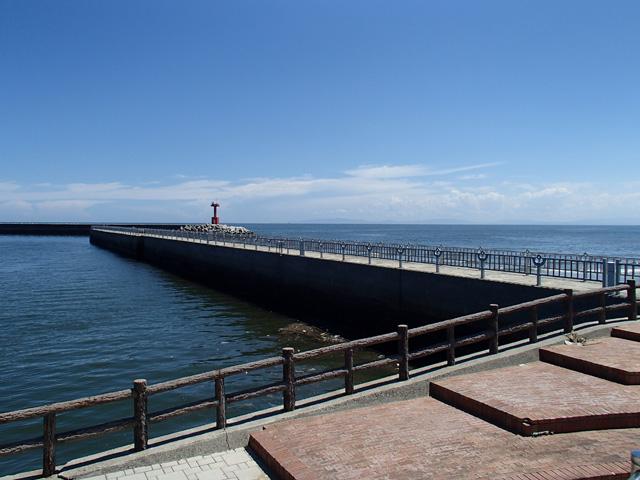 白子漁港 釣り桟橋 【三重県】メイン画像