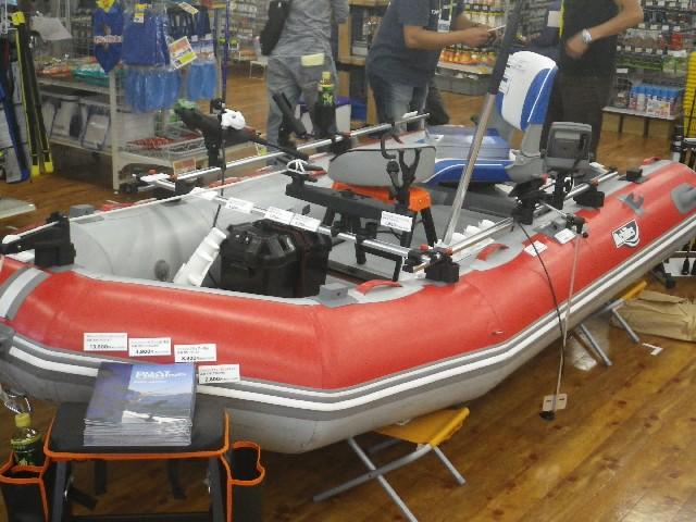 本格的ボート用品から、ロッドホルダー等カスタム用品を扱う『 BMOジャパン 』 釣具業界へ新規参入です!! 釣り人に合わせた商品の登場が楽しみです♪