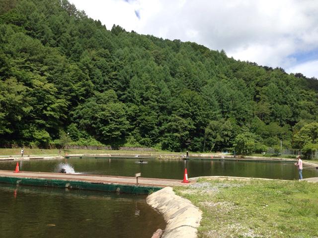 平谷湖フィッシングスポット 【長野県】メイン画像
