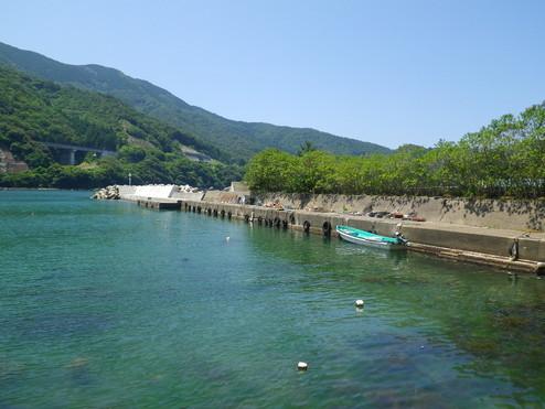 田烏漁港(たがらす) 【福井県】メイン画像