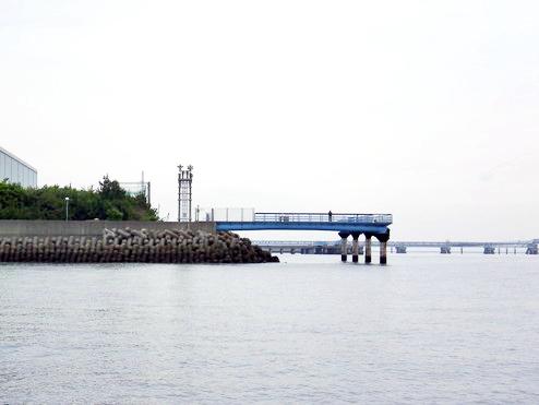 川越釣り桟橋(かわごえ)中部電力海釣り公園 【三重県】メイン画像