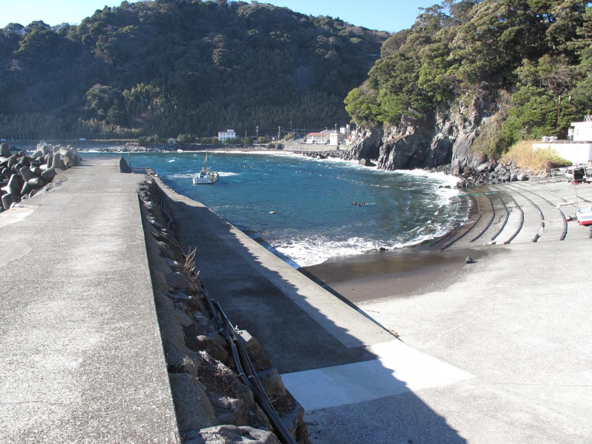 赤沢漁港 ( あかざわこう ) 【東伊豆】メイン画像