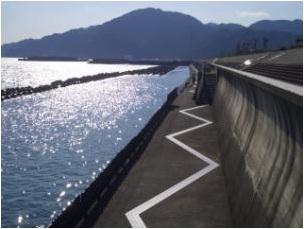 用宗広野海岸公園(釣り専用護岸)メイン画像