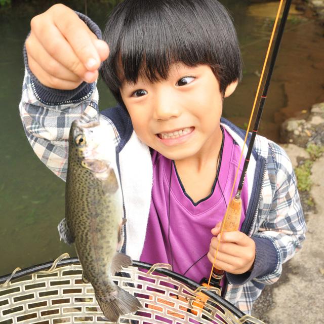 川や池で大物が釣りたい!