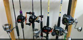 イシグロ沼津店の釣り具レンタル