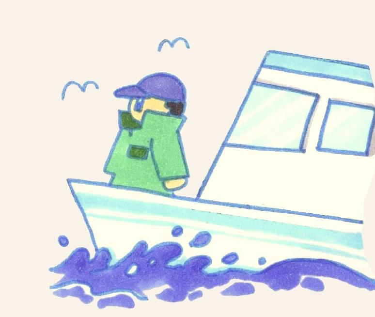 私、フィッシングアドバイザー宮崎が自らの体験をもとに船酔い対策を皆さんにお伝えします!