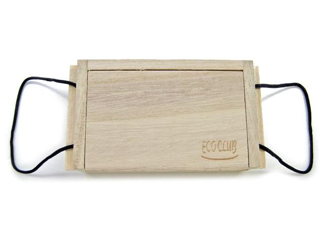 木製エサ箱