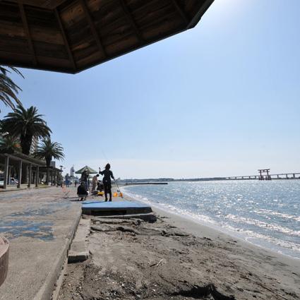 浜名湖弁天島海浜公園