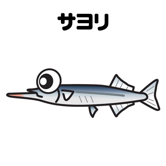 サヨリの投釣り・手竿釣りメイン画像
