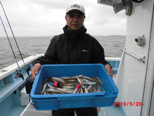 漸く、今週はかなり良い天気が続きますのでノンビリ『モロポチャギス釣り』は如何でしょうかッ(^-^)⁈
