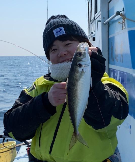 今年もアジ釣り開幕です!!