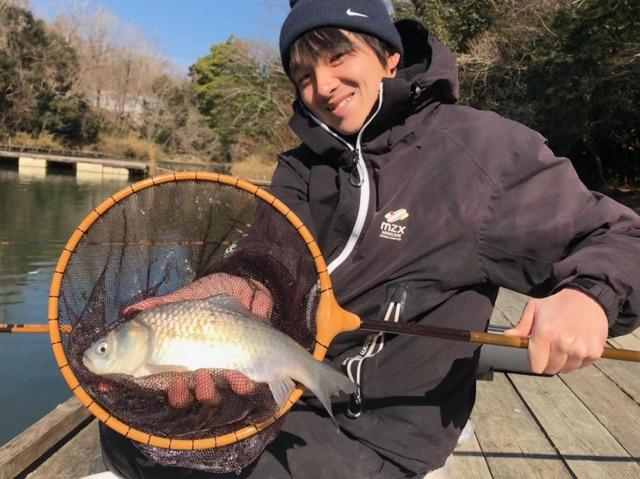 へらぶな釣りin野守の池|釣具のイシグロ |釣り情報サイト