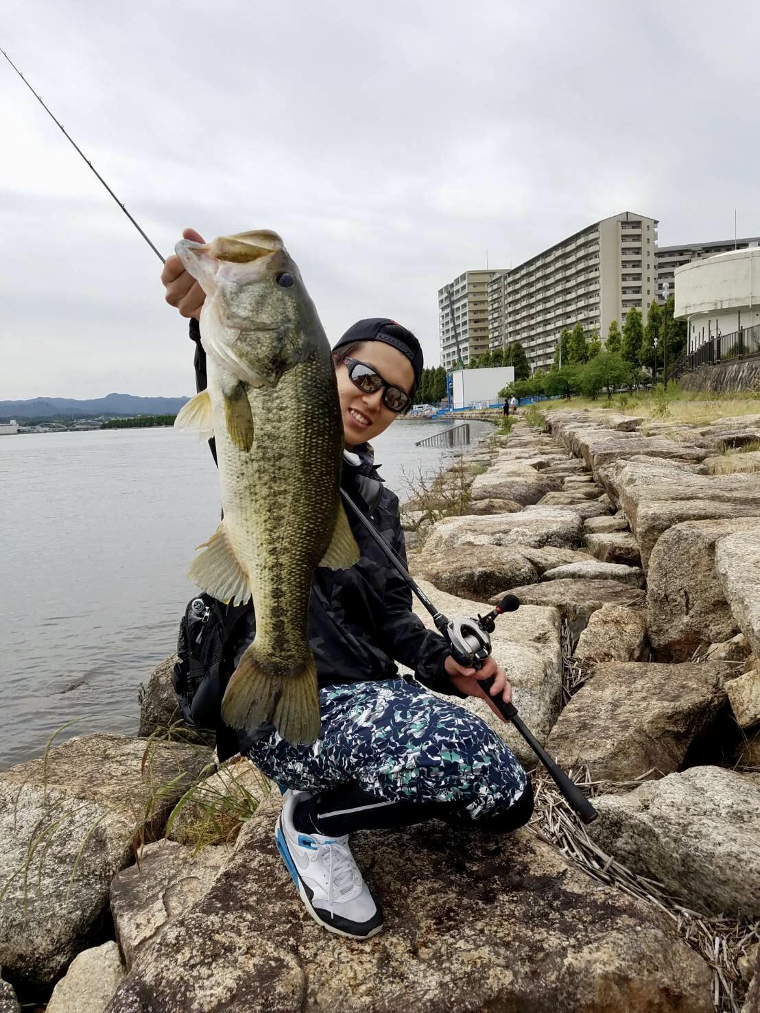 琵琶湖 おかっぱ り ブログ