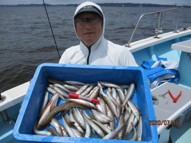 週①で参戦のお客様は日に日に釣果が伸び今日はかなりのジャンプアップ釣果でしたッ(・∀・)v