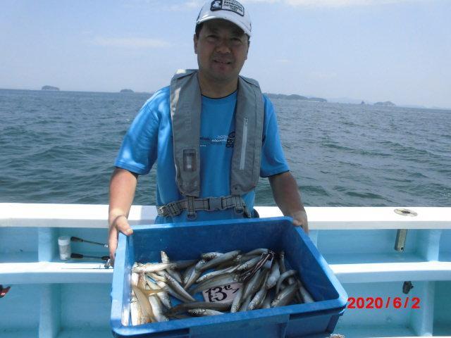 いつもの常連様はその日にあったベストの誘いで沢山、釣りましたッ(^-^)