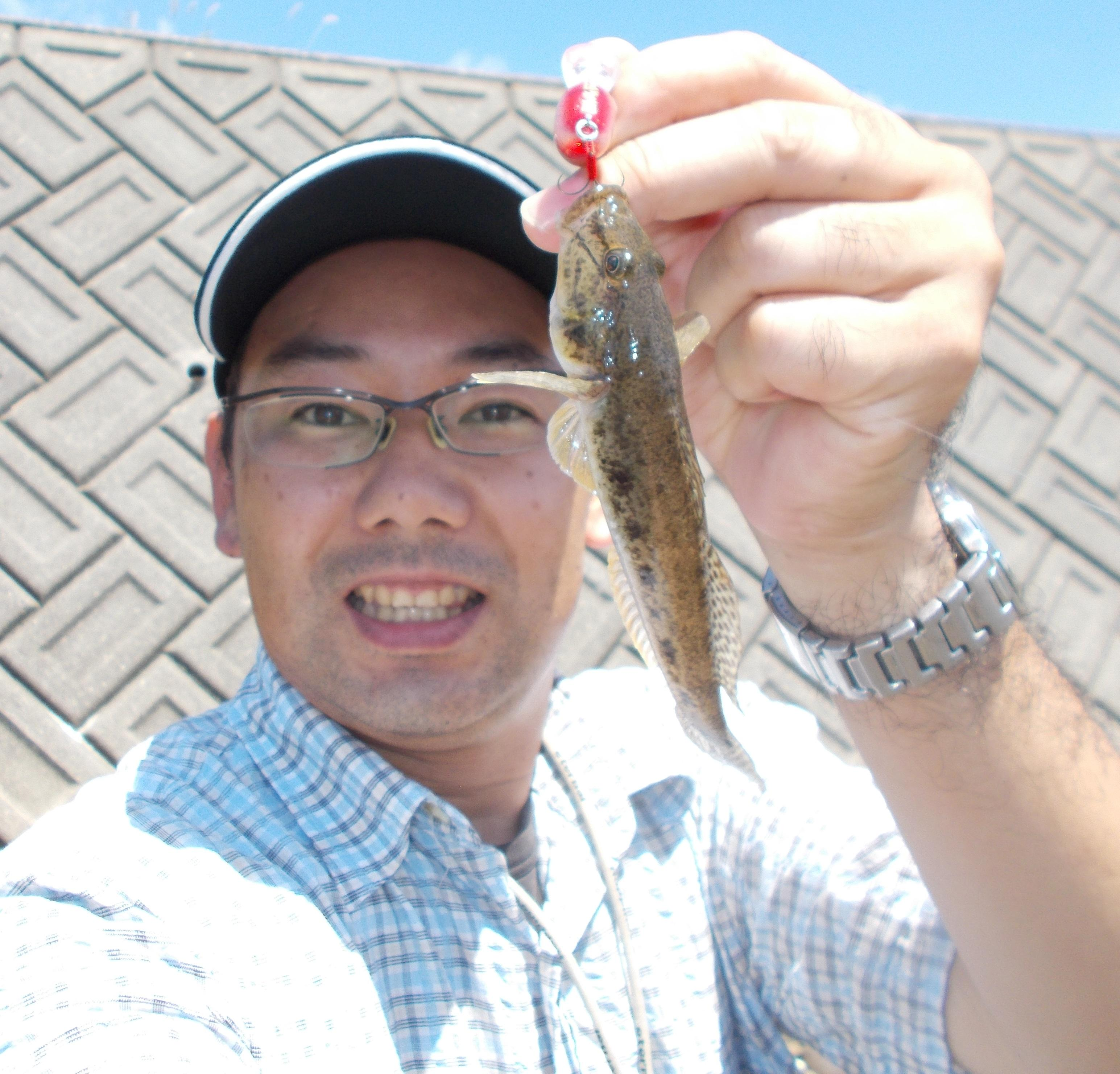 短時間の釣行でしたがアタリ多く楽しめました♪暑いので水分補給はこまめに取って下さい。