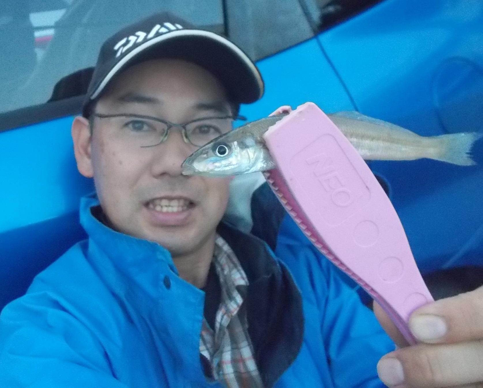 表浜名湖各地でキスが釣れてます。場所によっては大きさにバラつきがあるようです。まだまだ釣れてます♪