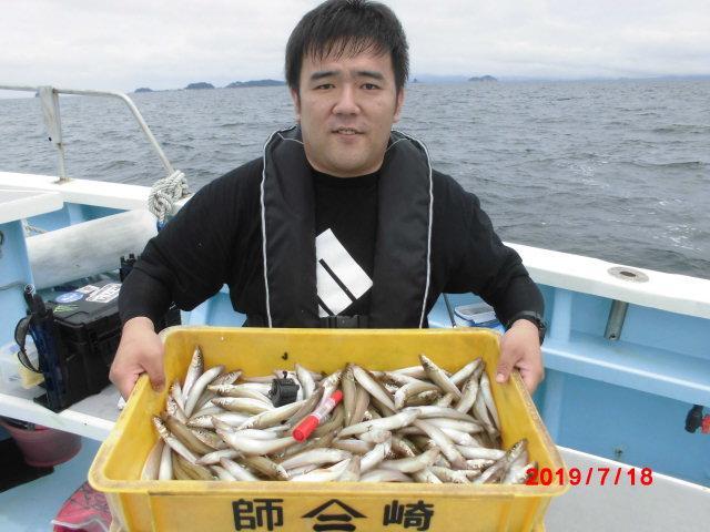 ちょっとしたアドバイスで自身最高釣果の③倍の釣果を釣る事が出来ましたッ(°▽°)