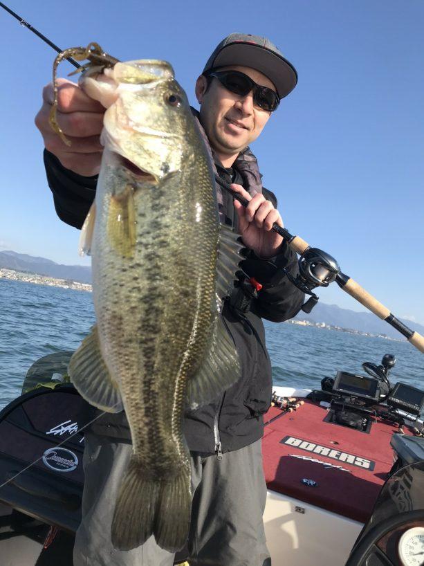 釣り 現状 バス 琵琶湖